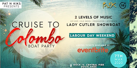 Cruise to Colombo tickets