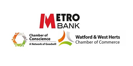 MetroBank Borehamwood Networking Event-6th March 2020 tickets
