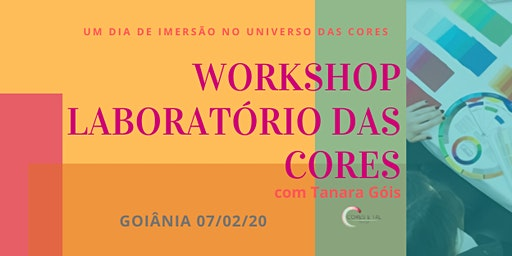 WORKSHOP LABORATÓRIO DAS CORES