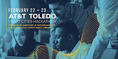 AT&T Toledo Smart Cities Hackathon tickets