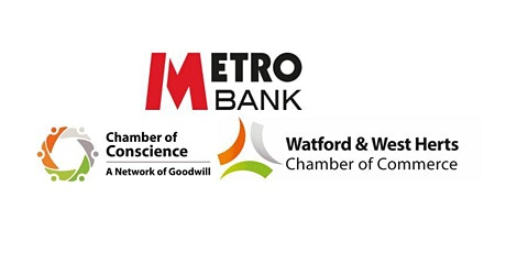 MetroBank Watford Networking Event- 20th March 2020 tickets