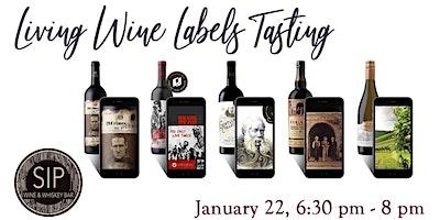Living Labels Wine Tasting