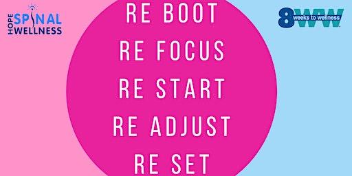 VIP Reboot Your Life & Health