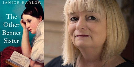 THE OTHER BENNET SISTER: An Evening with Janice Hadlow, in conversation with Claire Askew