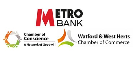 MetroBank Watford Networking Event- 15th May 2020 tickets
