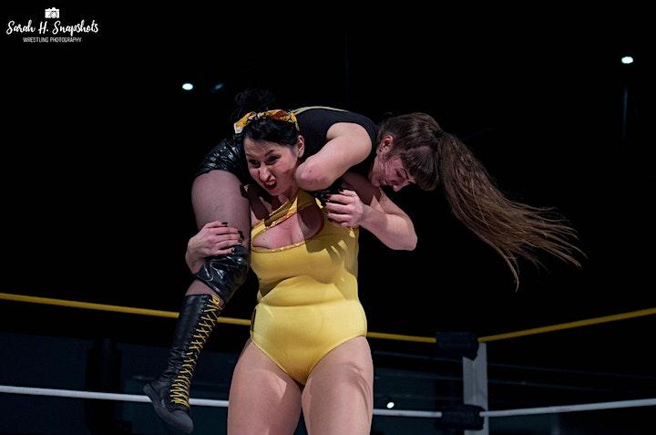 +++ ABGESAGT RoE Pro Wrestling + GLAM! - Out of Control ´ 20 ABGESAGT +++: Bild