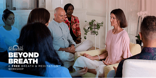 'Beyond Breath' - An Introduction to The Happiness Program - Antwerp