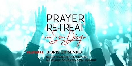 San Diego Prayer Retreat 2020 tickets