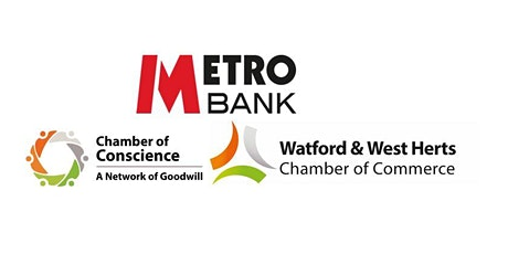 MetroBank Watford Networking Event- 19th June 2020 tickets