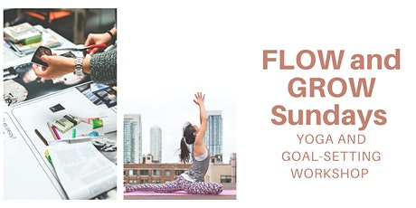 Yoga and Goal-Setting tickets