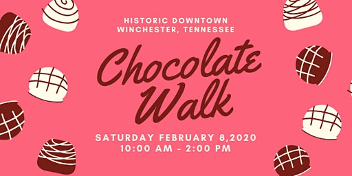 3rd Annual Chocolate Walk- Downtown Winchester