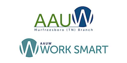 AAUW Work Smart Salary Negotiation Workshop
