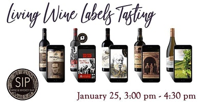 Living Labels Wine Tasting II