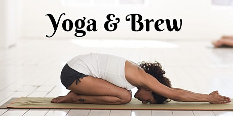 Yoga and Brew @ Irondequoit Beer Company tickets