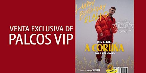 PALCOS VIP para RELS B en A CORUÑA