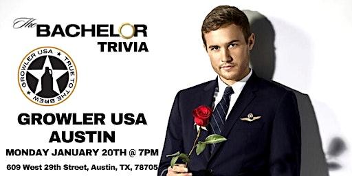The Bachelor Trivia at Growler USA Austin