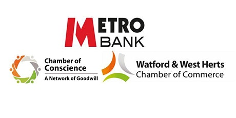 MetroBank Watford Networking Event-18th September 2020 tickets