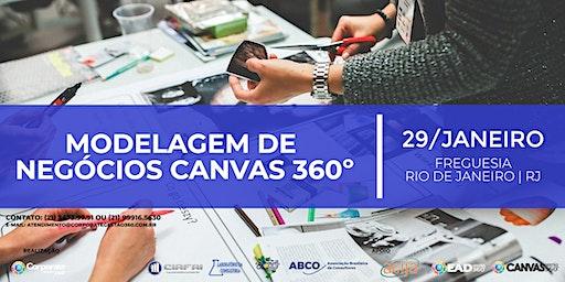 Modelagem de Negócios Canvas 360° Presencial