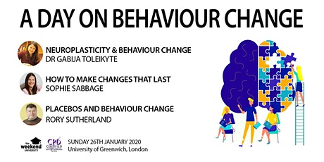 A Day on Behaviour Change tickets