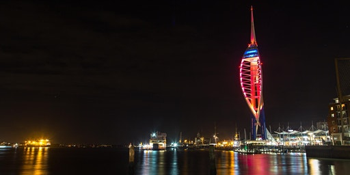 Photography Walkshop - Night Photography in Old Portsmouth