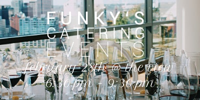 Funky's Catering Events - February Winter Wine Dinner