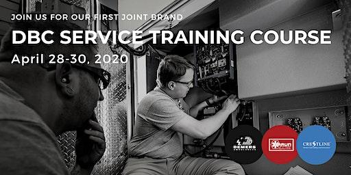 Demers, Braun, Crestline Service Training Course