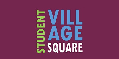 Student Village Square: The Green New Deal and our Community tickets