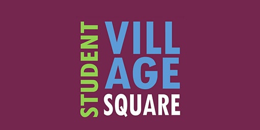 Student Village Square: The Green New Deal and our Community