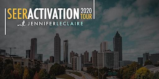 Seer Activation 2020 Tour | Atlanta, GA