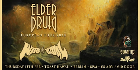 Elder Druid + Witch Ritual Tickets