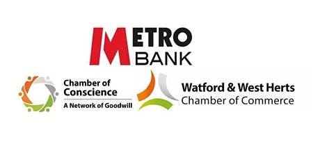 MetroBank Borehamwood Networking Event-6th November 2020 tickets
