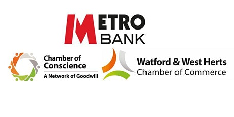 MetroBank Watford Networking Event-20th November 2020 tickets