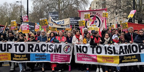 West Midlands coaches to UN Anti-Racism day demonstration tickets