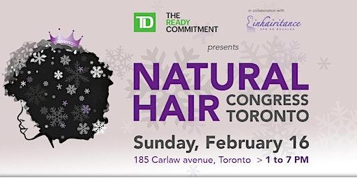 Natural Hair Congress Toronto
