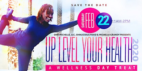 Up Level Your Health 2020 tickets