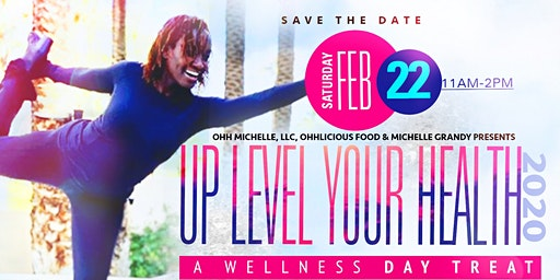 Up Level Your Health 2020