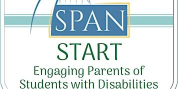START EPSD Presents: BURLINGTON COUNTY: LET'S TALK ABOUT PARENT INVOLVEMENT IN SPECIAL EDUCATION