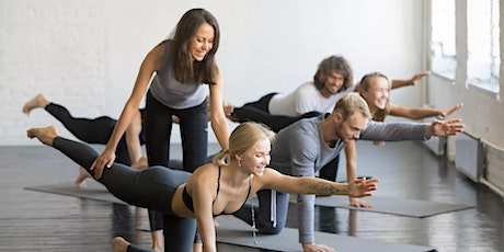 Pilates Classes tickets