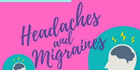 BFF Workshop - Headaches + Migraines tickets