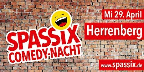 Spassix Herrenberg Tickets