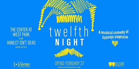 Hamlet Isn't Dead's Twelfth Night tickets