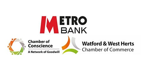 MetroBank Borehamwood Networking Event-4th December 2020 tickets