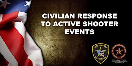 CRASE- Civilian Response to Active Shooter Events (CRASE)