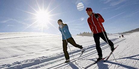 Socio-ski - Ski de fond sur le mont royal tickets