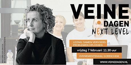 Lezing Ans van den Broek tickets