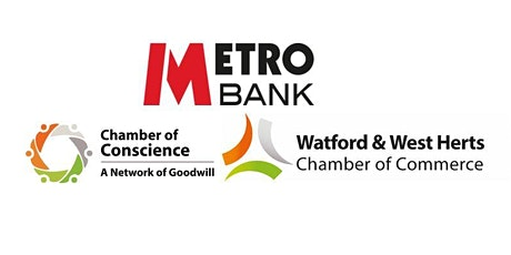 MetroBank Watford Networking Event-18th December 2020 tickets