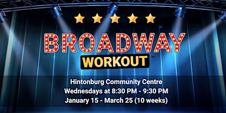 Broadway Workout - Hintonburg tickets