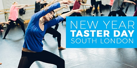 New Year Dance Taster Classes South London | City Academy tickets
