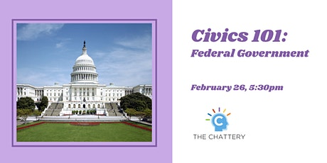 Civics 101: Federal Government tickets