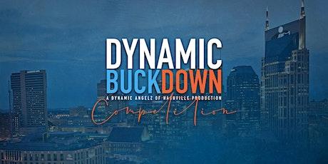Dynamic Buckdown 2020 tickets
